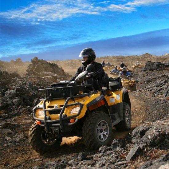 QUAD & ATV Tour Iceland